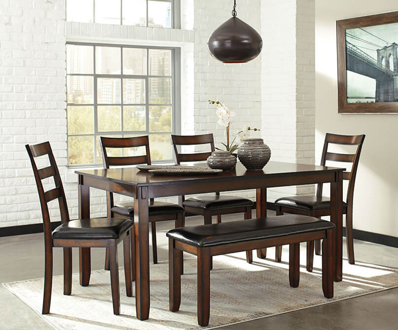 Awesome Dinette Sets Rentals Cleeks Rent To Own Home Interior And Landscaping Eliaenasavecom