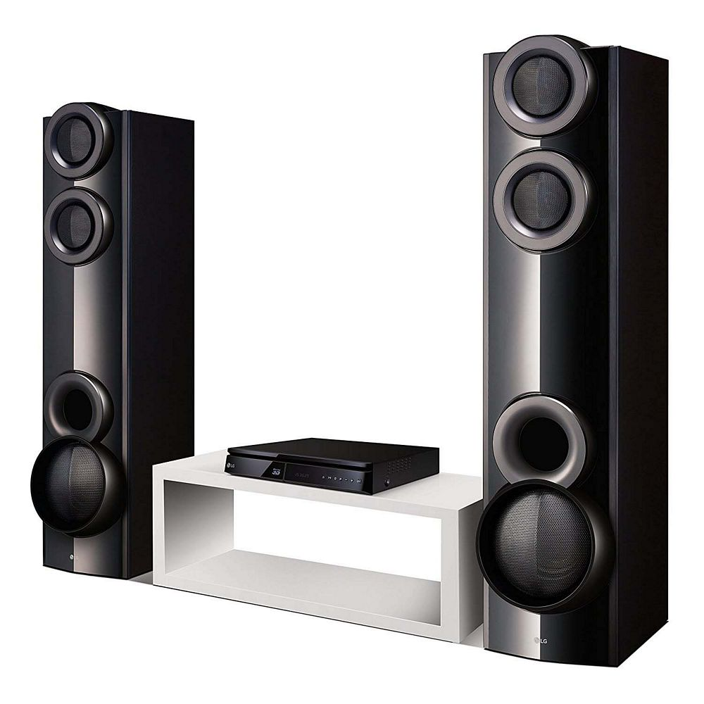 LG X-BOOM HT  LG Electronics  Cleek's Home Furnishings